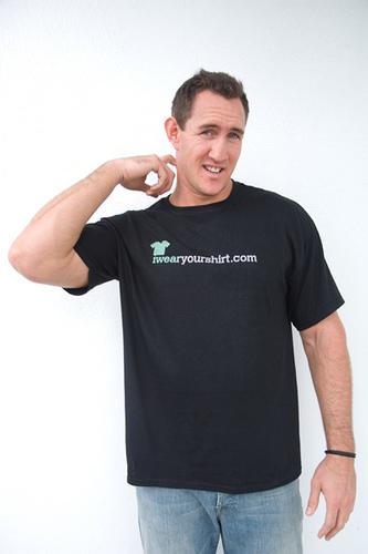I Wear Your Shirt