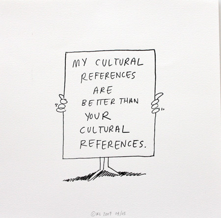 cultural references