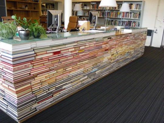 Library Desk 2