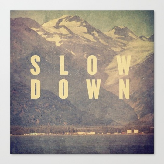 slow-down
