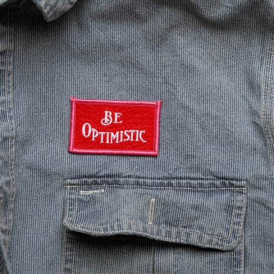 Best Made Be Optimistic patch