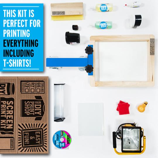 DIY Print Shop