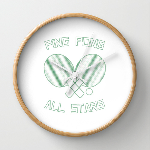 ping-pong-clock