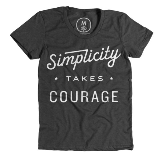 simplicity-takes-courage