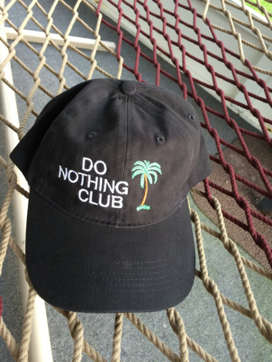 do-nothing-club
